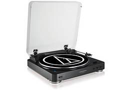 Вініловий програвач Audio-Technica AT-LP60BT