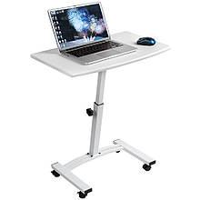 Высококачественная мобильная подставка для ноутбука Tatkraft CHEER 10345