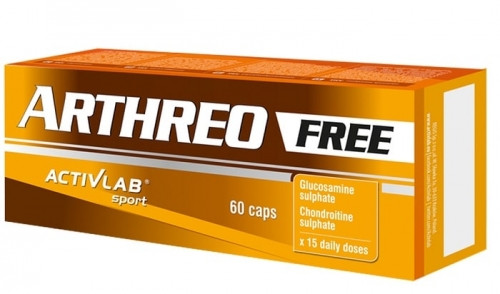 ActivLab Arthreo Free caps 60