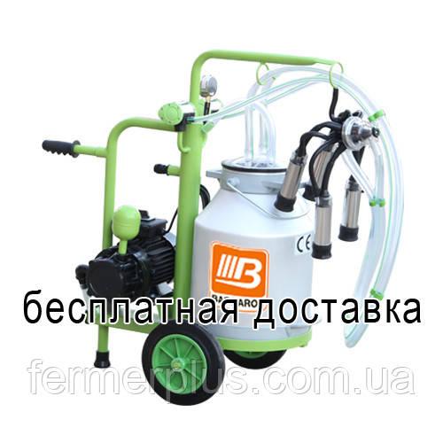 Доильный аппарат для коров УДА-1-20ЛА