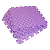 Татами 50х50х1см Фиолетовый (коврик-пазл ласточкин хвост) IZOLON EVA SPORT