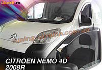 Дефлекторы окон (ветровики) HEKO (вставные) для Citroen Nemo 4-5D 2008-