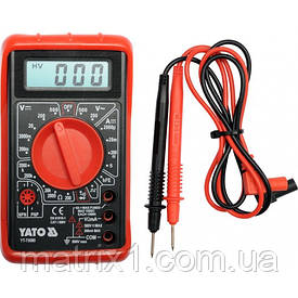 Мультиметр  цифровой универсальный YATO (Польша)