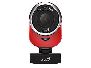 Веб-камера Genius QCam 6000 Full HD red