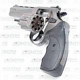 """Револьвер Stalker Titanium 4,5"""" black 4 мм (Турция), фото 2"""