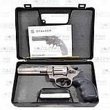 """Револьвер Stalker Titanium 4,5"""" black 4 мм (Турция), фото 4"""