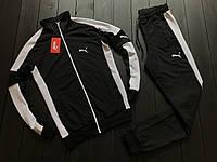 Спортивний костюм Puma Весна-Осінь, чоловічий спортивний костюм, спортивний костюм чоловічий, фото 1