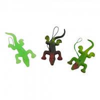 Игрушки резиновые фигурки для детей оригинальный подарок ребенку Крокодил