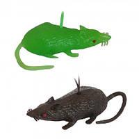 Игрушки резиновые фигурки для детей оригинальный подарок ребенку мышь