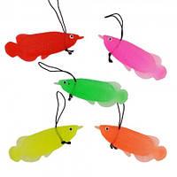 Игрушки резиновые фигурки для детей оригинальный подарок ребенку рыбка Гурами