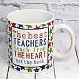 ПРИКОЛЬНЫЕ КРУЖКИ оригинальная кружка Самый лучший учитель The best teacher, фото 2