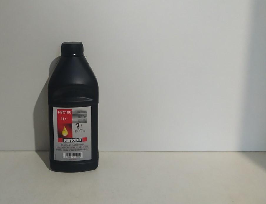 Тормозная жидкость Feredo Dot-4 1л