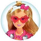 Кукла Штеффи Hello Kitty Летняя Прогулка Simba 9283013, фото 2