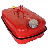 Канистра для ТСМ C-10R горизонтальная, красная, 10 л