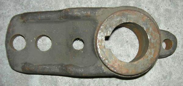 Рычаг МКШ нового образца 3518050-16612 ДОН-1500