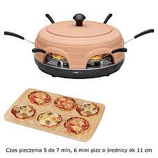 Clatronic PO 3682 піч для піци, фото 2