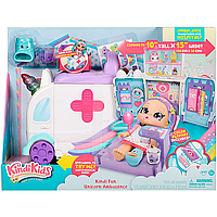 Игровой набор Kindi Kids Ambulance Скорая помощь