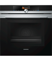 """Встраиваемый духовой шкаф с функцией  """"микроволновая печь"""" Siemens HM676G0S1"""