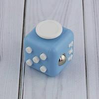 Кубик антистресс Fidget Cube (голубой)