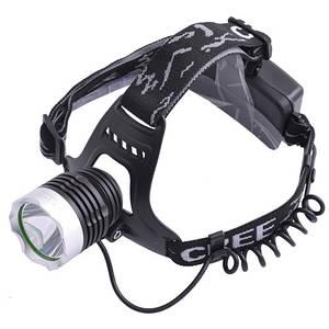 Налобный фонарик Bailong Police XQ15-T6, (Оригинал)