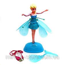 Лялька фея ,Flying Fairy, Літаюча фея, Летить за рукою, фото 3