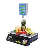 Весы торговые электронные со стойкой DT-5053 50кг, фото 2