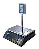 Весы торговые электронные со стойкой DT-5053 50кг, фото 3