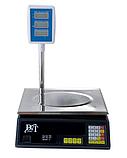 Весы торговые электронные со стойкой DT-5053 50кг, фото 5