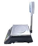 Весы торговые электронные со стойкой DT-5053 50кг, фото 4