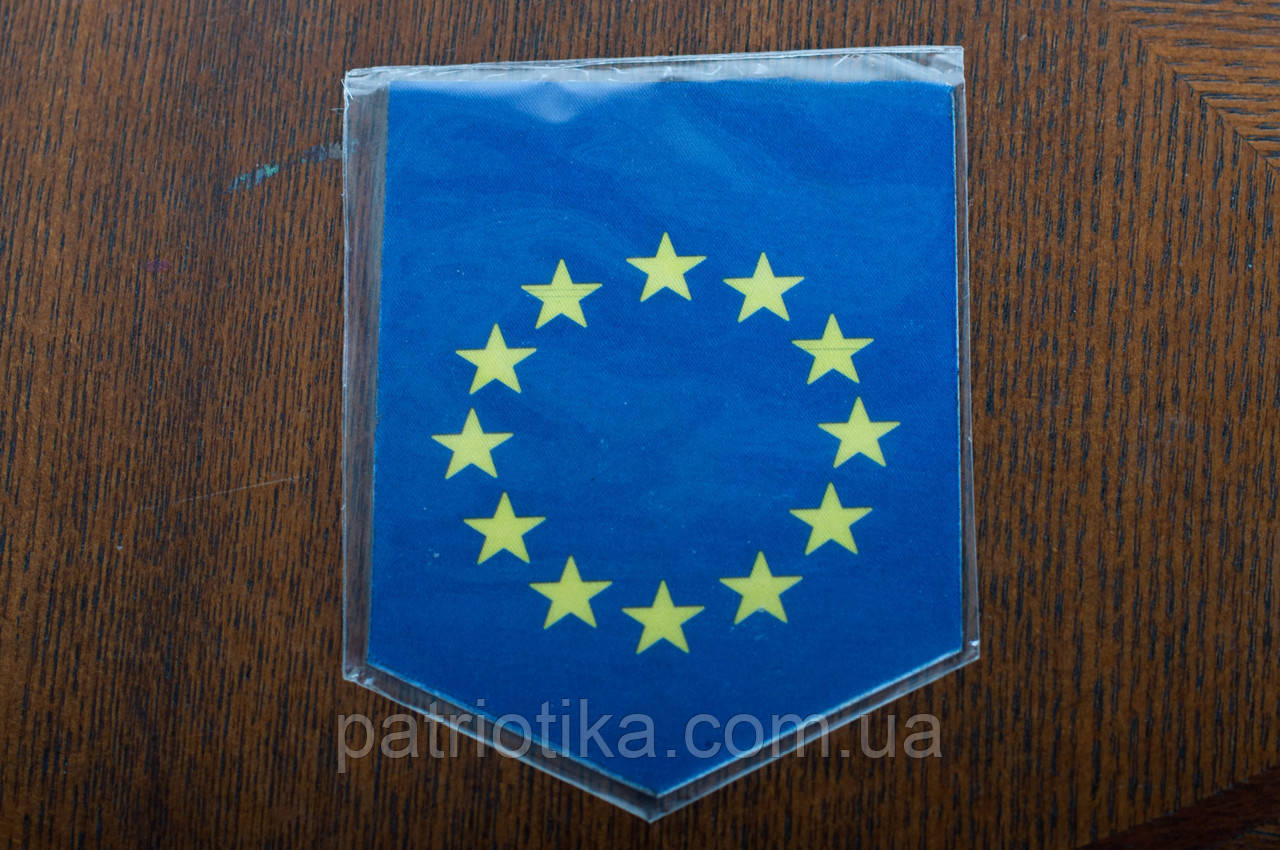 "Магнит ""Флаг Евросоюза"" | Магніт ""Прапор Євросоюзу"""