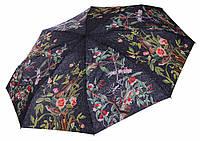 МИНИ зонт растительный принт  Lamberti 22 см ( полный автомат ) арт. 74746-3, фото 1