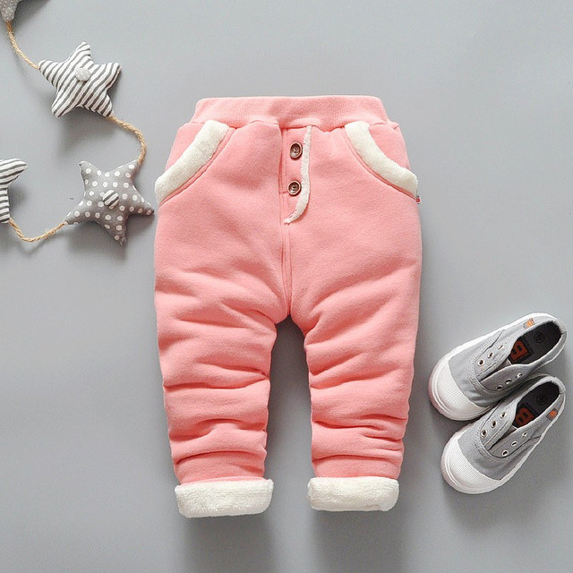 Теплі дитячі штани