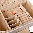Оригінальні шкатулки для прикрас для коштовностей під біжутерію сувенірні (281JH), фото 4