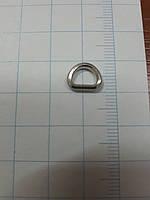Полукольцо 37591 никель 7мм