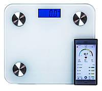 Цифровые напольные SMART-BLUETOOTH весы (возможность мобильного приложения), фото 1