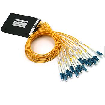 Мультиплексор DWDM 1x16 Channel Mux/Demux ABS box LC