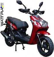 Скутер бензиновый FORTE BWS-R 150CC красный + регистрация ТС