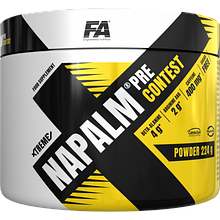 Fitness Authority Napalm Pre-Contest 224 g