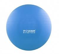 Мяч Power System для фитнеса и гимнастики PS-4018 85 cm Blue SKL24-145281