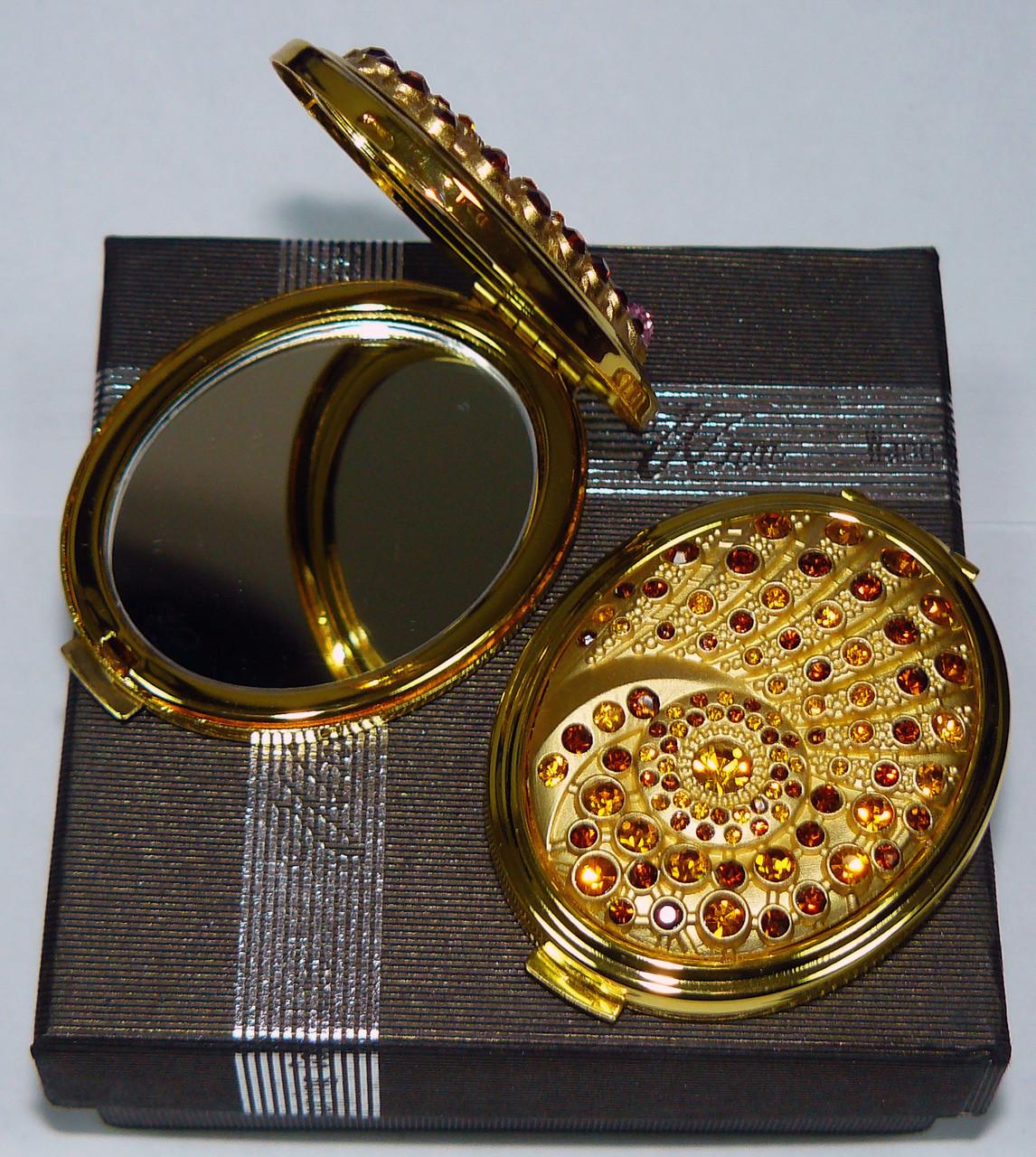 Косметичне дзеркальце в подарунковій упаковці Австрія №6960-T70G-7