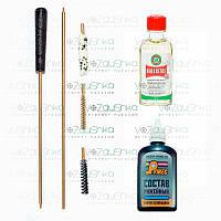 Набор для ухода за пневматикой 4,5 мм (набор для чистки в ПВХ, масла)