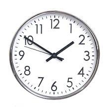 Декоративные настенные часы красивые сувенирные для дома большие в гостинницу 23 см (2005-025)