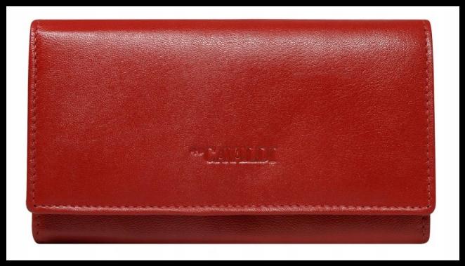 Гаманець жіночий бренд Cavaldi захист RFID Польща натуральна шкіра NEW 2021 код 296