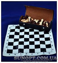 Шахи у футлярі (М) 37х37 см XLY 099