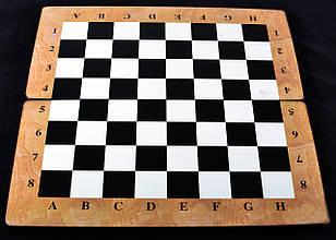 Ігровий набір 3в1 Шахи, Шашки, Нарди (48х48см) №8329