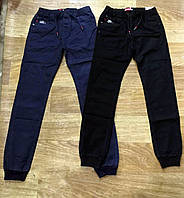 Котоновые брюки ДЖОГГЕРЫ для мальчиков ,.Размеры 134- 140 см. Фирма  Seagull.Венгрия