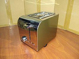 Німецький тостер SilverCrest STS 850 D1 champagne metallic
