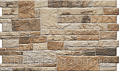 Камень фасадный Cerrad Canella terra