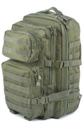 Mil-Tec Рюкзак тактический Assault L (Olive) 14002201, фото 2