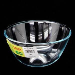 Салатник из ударопрочного стекла Simax Color 2.5 л (s6636)
